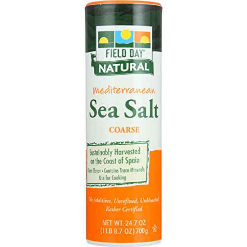 Top field day sea salt