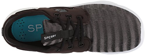 Hombre 7 Para Black Mesh Zapatillas Negro 3 black Seas eye Sperry p06wqTq1