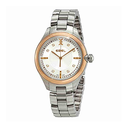 Ebel Onde White Mother of Pearl Dial Ladies Watch 1216240