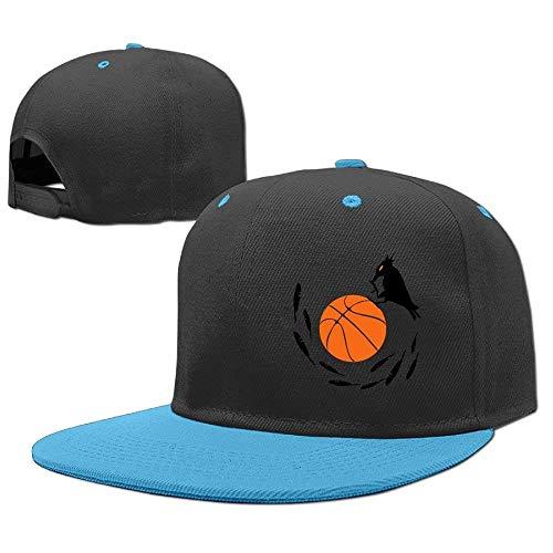 Baseball béisbol Hop Girl Gorras Basketball Black Boy Cap Crow Hats RGFJJE Hip 5qEXpx