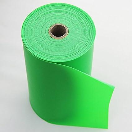 15/cm natur Tension flach Gummi Band Yoga elastischer G/ürtel 100/cm