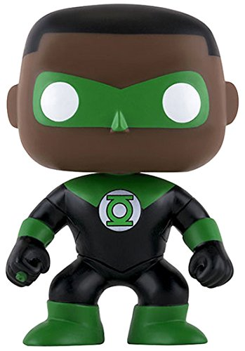 Funko Pop! Green Lantern, John Stewart, Walgreens Exclusive Vinyl Figure