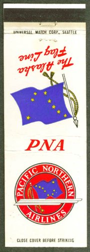 Pacific Northern Airlines Alaska Flag Line (Pacific Airlines)