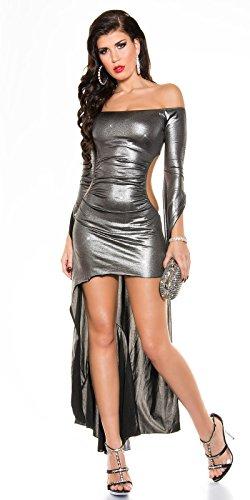 In-Stylefashion - Vestido - para mujer antracita