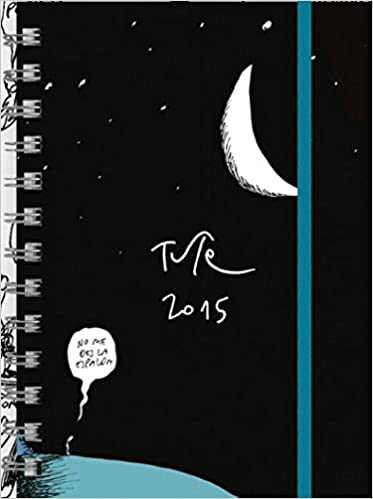 Agenda anillada Tute 2015 (Spanish Edition): Tute, Monoblock ...