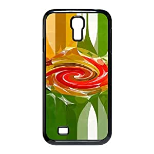 YNACASE(TM) Swirl Custom Cell Phone Case for SamSung Galaxy S4 I9500,DIY Cover Case with Swirl