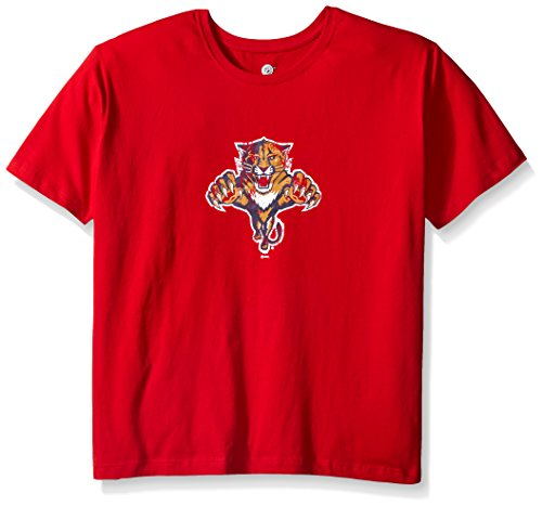 - Profile Big & Tall NHL Florida Panthers Women's Short Sleeve Scoop Neck Screen Print T-Shirt, 1X, Red