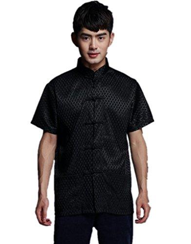 shanghai-story-mens-chinese-short-sleeve-tang-suit-kung-fu-uniform-shirt-m-bl