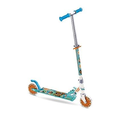 Amazon.com: Disney Vaiana Moana aluminio Scooter: Toys & Games