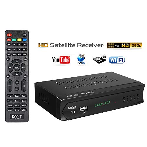 Most Popular Satellite TV Receivers