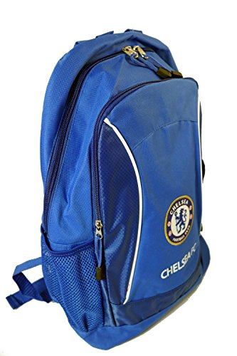 Chelsea Soccer Club Team Logo Backpack - 001 by Rhinox (Image #3)