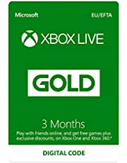 Only £14.99: Xbox Live 3 Month Gold Membership