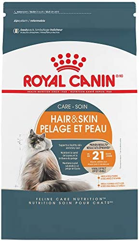Royal Canin Hair Skin Care Dry Cat Food