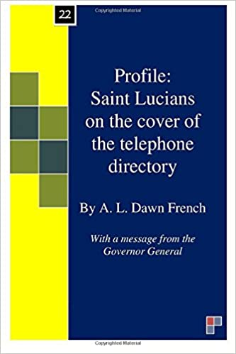 Profile: Saint Lucians on the cover of the telephone directory: Volume 22