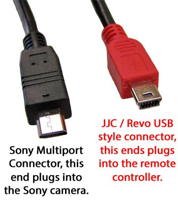 JJC SR-F2 Extension Cable 27 ft. Heavy Duty for JJC and Revo Brand Remotes Only. JJC27 Cable by Studio 1 Productions, Inc (Image #1)