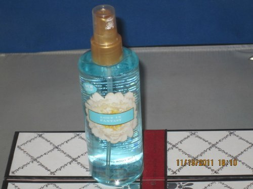 - Victoria's Secret Garden Love Spell Refreshing Body Mist Splash 8.4 oz