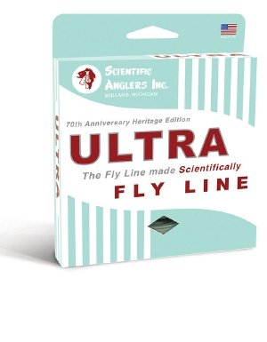 Scientific Anglers Heritage Ultra Presentation Fly Line Mint Green, WF-5-F