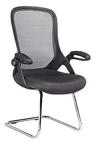 Office Chair Mesh Visit Chair-Black