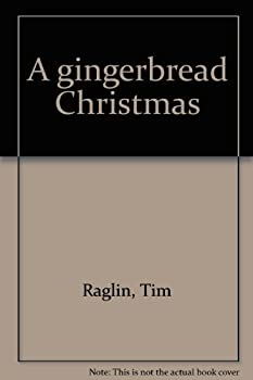 A gingerbread Christmas 0688110134 Book Cover