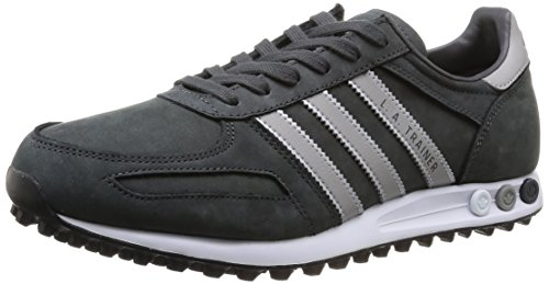 adidas - La Trainer, Sneakers da Uomo, Grigio (DGH Solid Grey/ch Solid Grey/Metallic Silver-SLD), 36: Amazon.it: Scarpe e borse