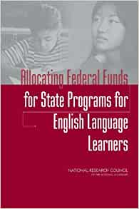 Allocating Federal Funds for State Programs for English