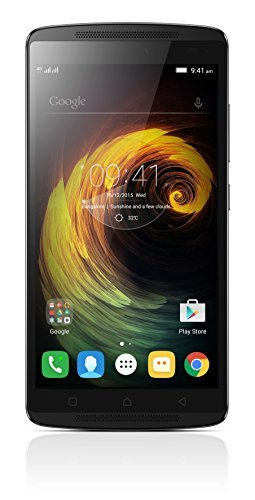new product d9608 ab29a Lenovo Vibe K4 Note (Black, 16GB)