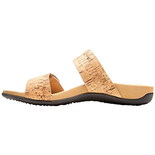 Vionic Womens Rest Camila Cork Synthetic Sandals 40 EU