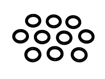 "EPDM 10 pack Power Pressure Washer O-Rings for 3//8/"" Quick Coupler"
