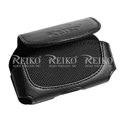 Reiko Hp07a-xsbk horizontal Pouch pour Hp07a XS–Noir