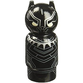 Bif Bang Pow! Captain America Civil War Black Panther Pin Mate Wooden Figure
