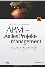 Agiles Software-Projektmanagement (APM) Hardcover