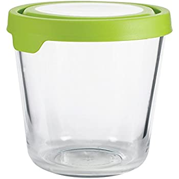 Amazoncom Anchor Hocking 11907AHG17 Trueseal Glass Food Storage