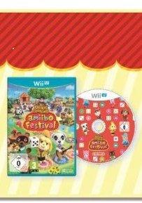 Animal Crossing Amiibo Festival - Solus (Nintendo Wii U)