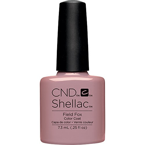 CND Shellac Nail Polish, Field Fox