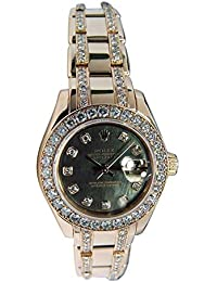 Masterpiece Automatic-self-Wind Female Watch 80298 (Certified Pre-Owned)