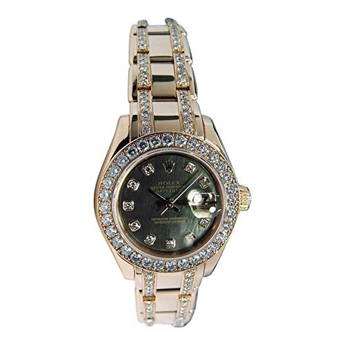Rolex Masterpiece - Rolex Masterpiece Automatic-self-Wind Female Watch 80298 (Certified Pre-Owned)