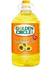 Golden Circle Sunflower Oil, 5L