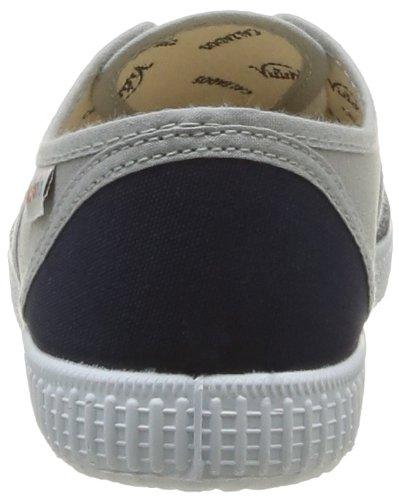 Marino Hohe Erwachsene Unisex Gris Bicolor Gris Inglesa Grau victoria Sneakers wTzqIIR