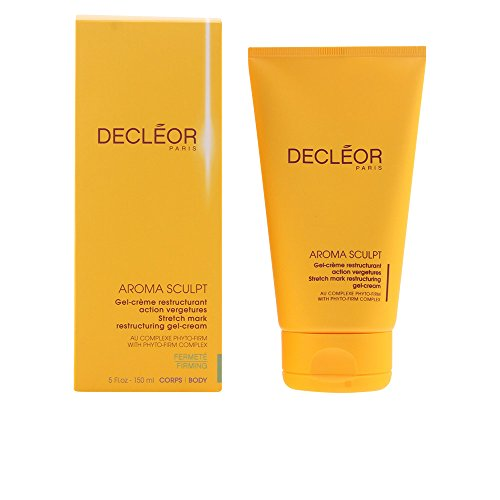 (Decleor Aroma Sculpt Stretch Mark Restructuring Gel Cream for Unisex, 5 Ounce)