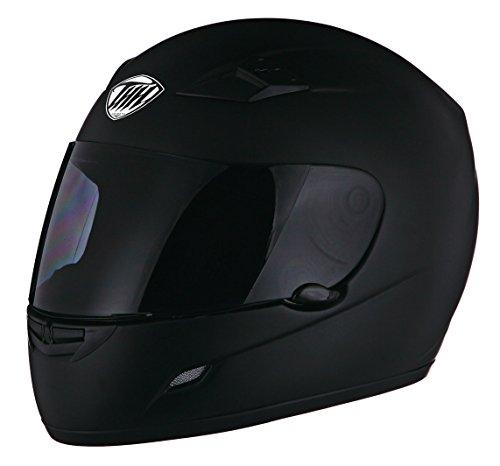 Thh Full Face - THH TS-39 Helmet Matte Black Large