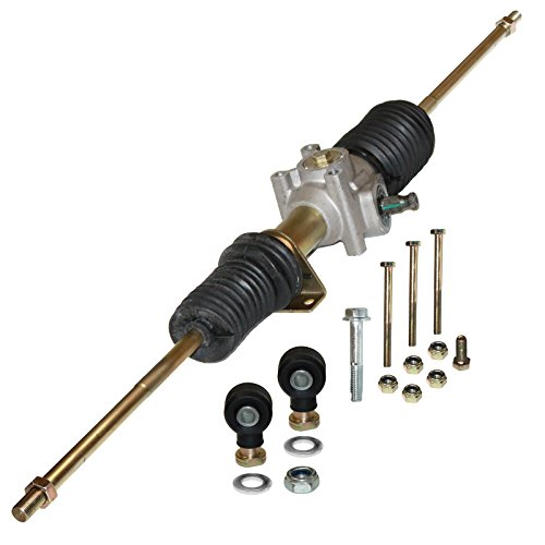 CALTRIC RACK and PINION w/TIE ROD ENDS Fits POLARIS RZR 800 EFI 2008-2014