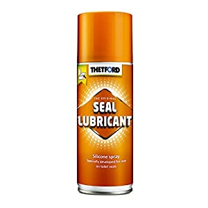 Thetford Chemical Camping Toilet Seal Lubricant - 200ml
