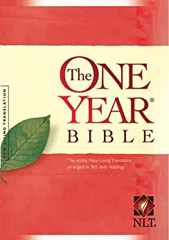 The One Year Bible NLT (One Year Bible: Nlt Book 2) by [Tyndale House Publishers Inc]