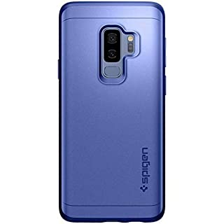 Spigen Thin Fit 360 Works with Samsung Galaxy S9 Plus Case (2018) - Coral Blue (B07893QNR9) | Amazon price tracker / tracking, Amazon price history charts, Amazon price watches, Amazon price drop alerts