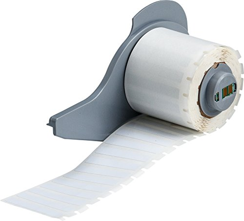 Brady M71-28-473 Static Dissipative Polyester BMP71 Labels , White (750 Labels per Roll, 1 Roll per ()