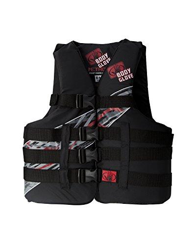 Body-Glove-Adult-Method-USCG-Approved-4-Buckle-Life-Jacket-Vest