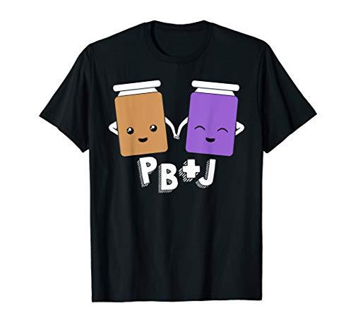 PB+J Cute Peanut Butter & Jelly Matching Costume