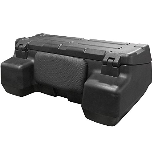 Black Widow ATV-CB-8015 Cargo Box (ATV) - Rear Black Rack Bag