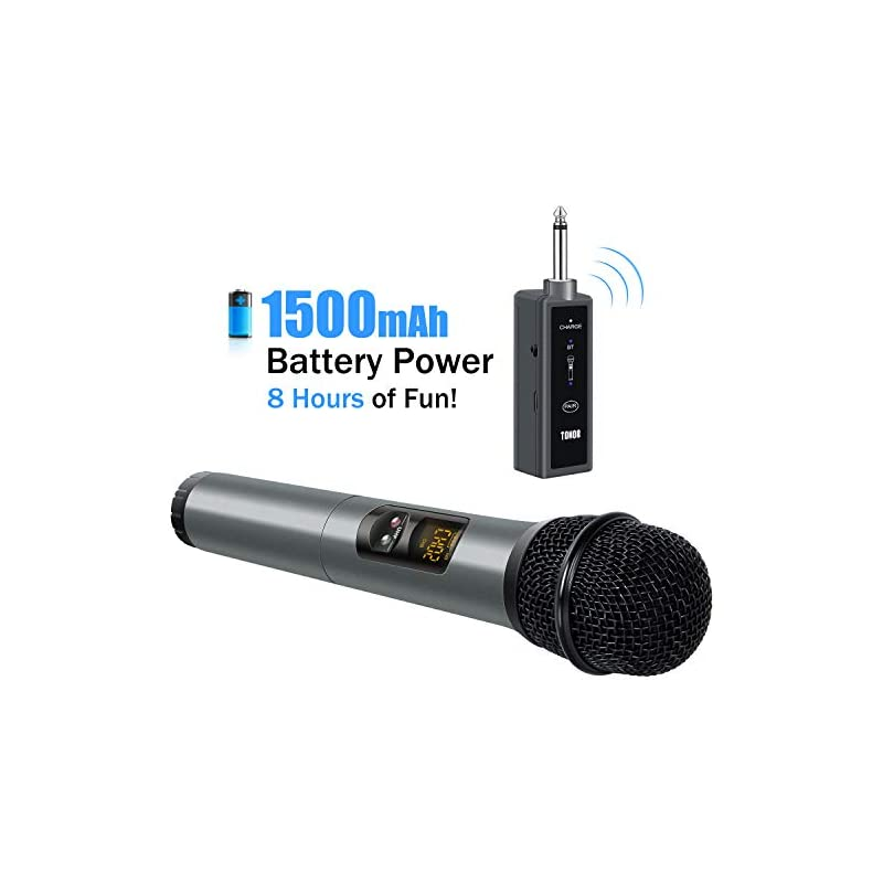 TONOR UHF Wireless Microphone Handheld M