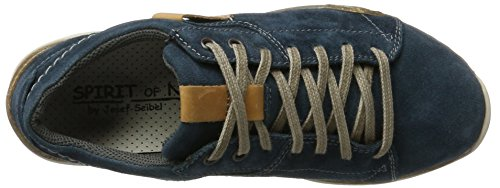 Josef Seibel Ricky 01, Women's Low-Top Blau (Aqua-kombi)